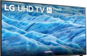 LG UM7350 4K TV
