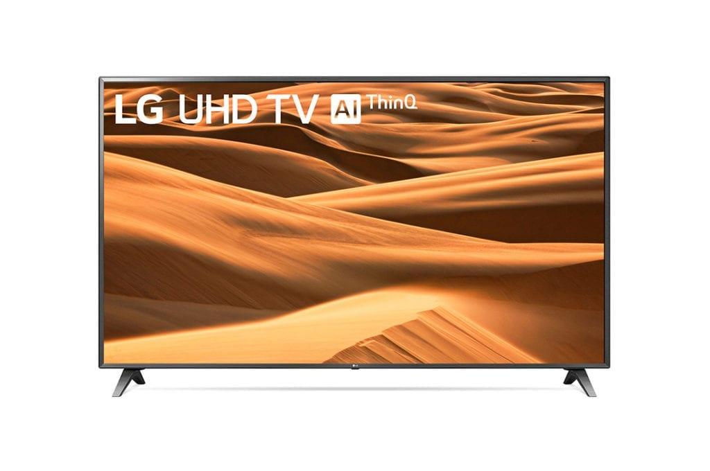 LG um7580 TV