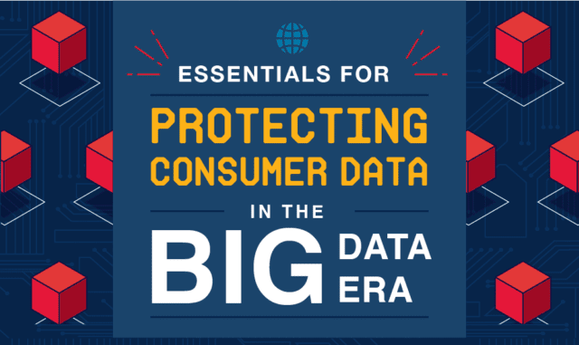 Protecting Consumer Data When It's All Over the Internet