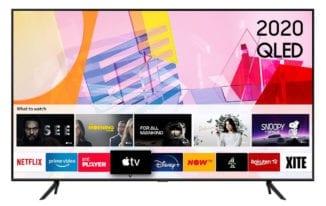 Samsung Q60T QLED Smart TV
