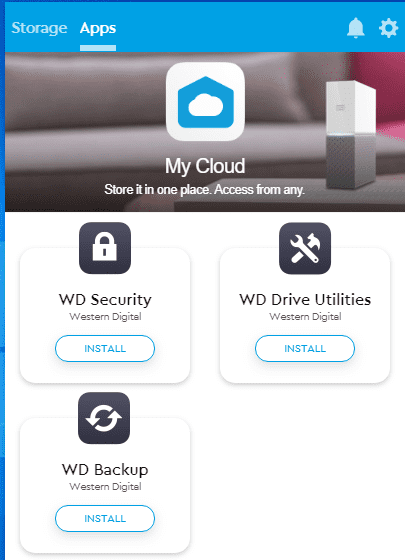 Western Digital Apps for WD Hard Drives