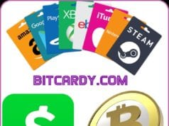 How to Sell Gift Cards, Bitcoin & Cash App at a very High Rate with Bitcardy