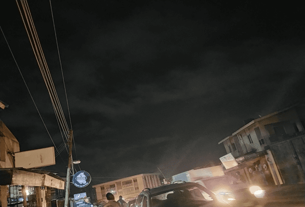 Shooting with Oppo A92 at Night