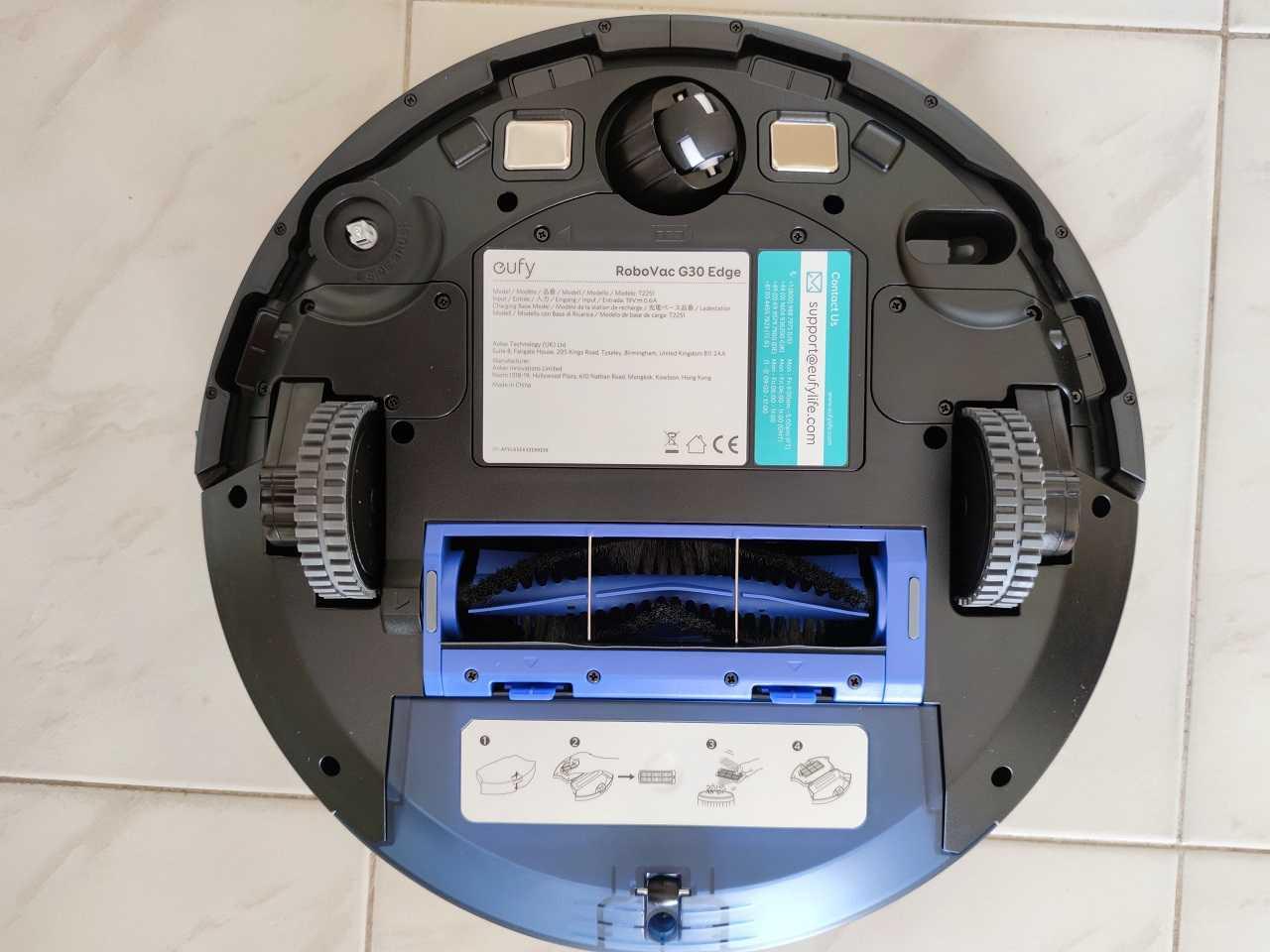 Eufy RoboVac G30 Edge