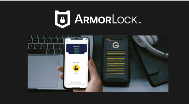 Western Digital ArmorLock Security Platform