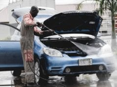 Why You Should Wash Your Car With Steam Not Water