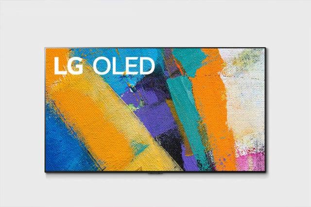 LG GX Gallery OLED 4K TV
