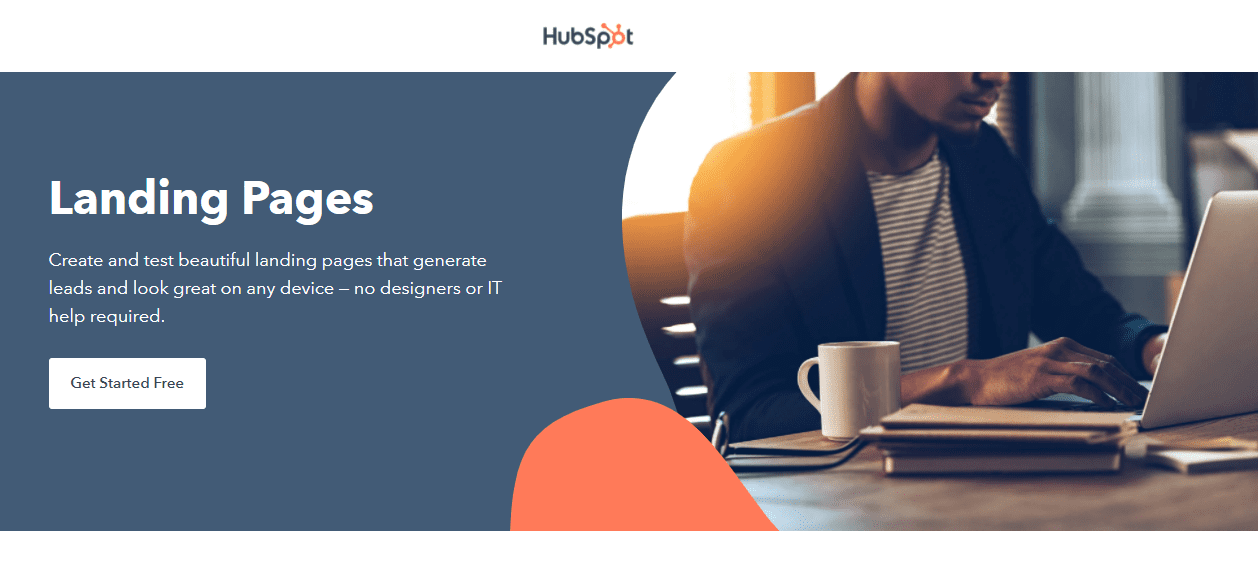 Hubpot: Best Landing Page Builder