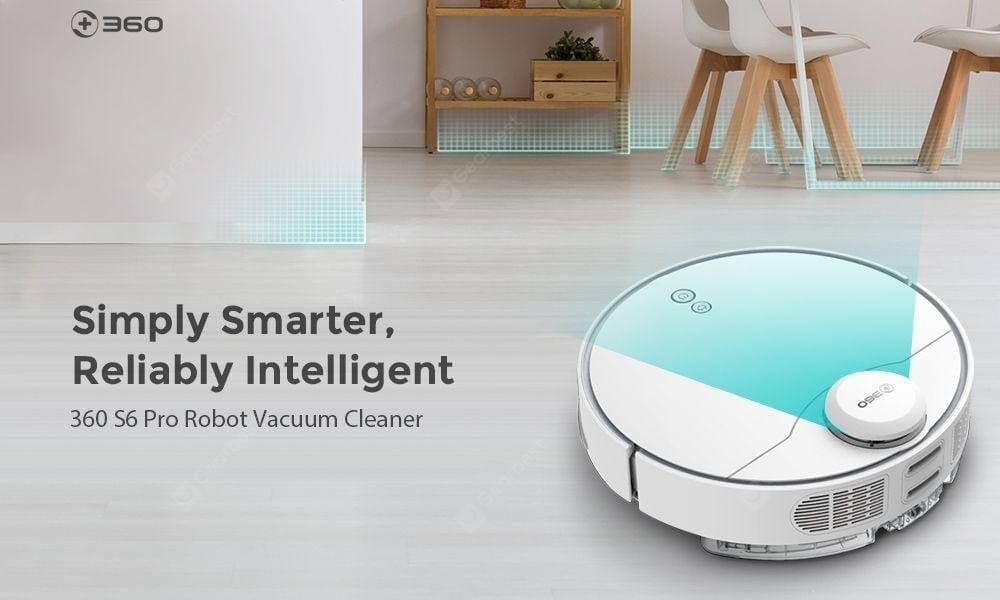 360 S6 Pro Vacuum Cleaner