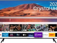 Samsung TU7000 4K Smart TV