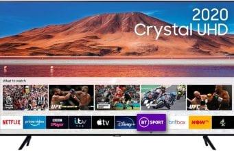 Samsung TU7000 4K Smart TV