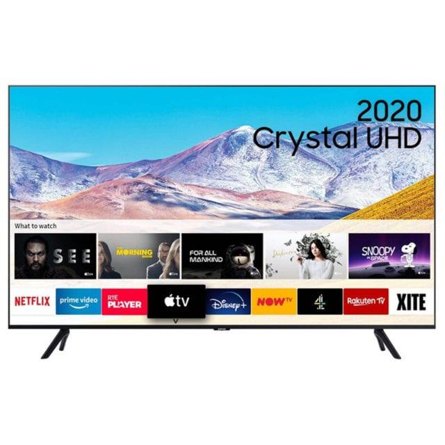 Samsung TU8000 Crystal 4K TV