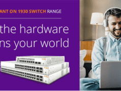Aruba Instant On 1930 Switch Range