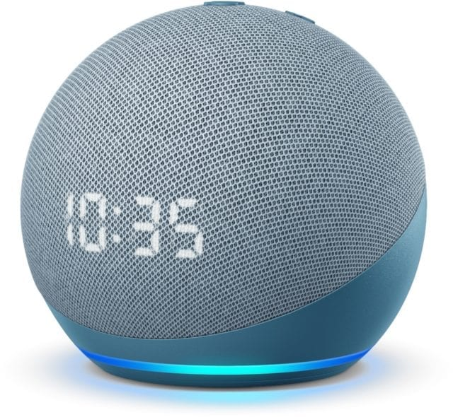 The Amazon Echo Dot (4th Gen)
