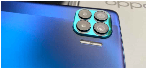 Oppo A92 Rear Camera
