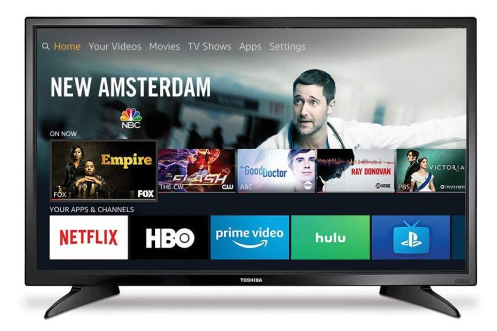 Toshiba A810U21 4K TV Fire TV Edition