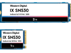 Western Digital IX-SN530-m2-ssd-family