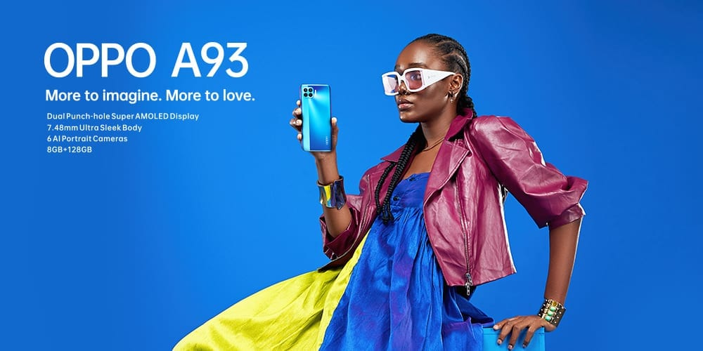 Oppo A93 Launch