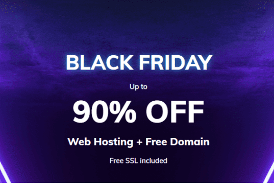 Best Black Friday Hosting Deals