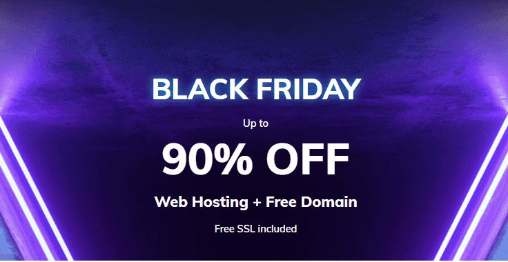 Best Black Friday Hosting Deals