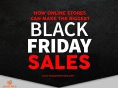 make the Biggest Black Friday Sales