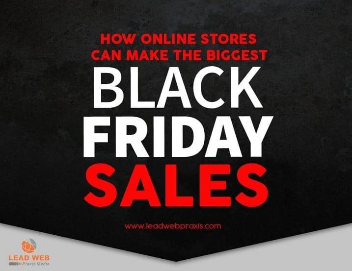 make the Biggest Black Friday Sales
