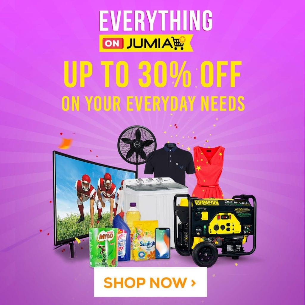 Best Deals on Jumia