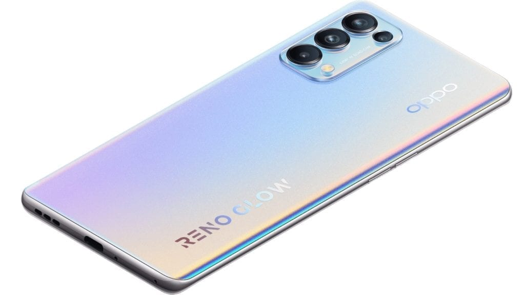 OPPO Reno5 Pro Plus