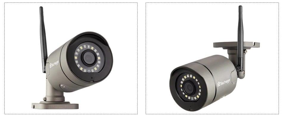 Techage Outdoor Wireless Camera