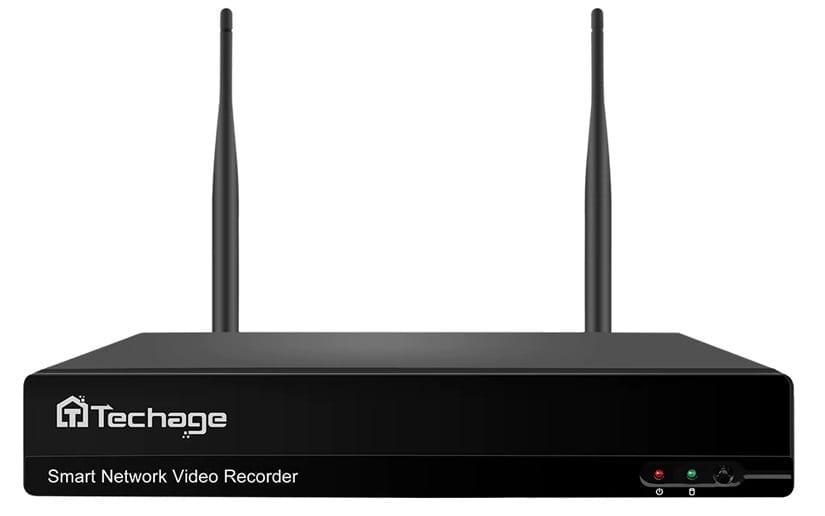 Techage 8CH Wireless NVR CCTV Camera Security System