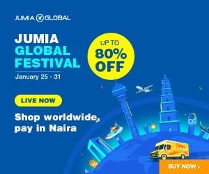 Jumia Global Festival