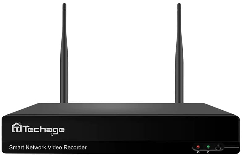 Techage 8CH Wireless 3MP CCTV Security Camera System