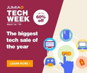 Jumia Tech Week 2021