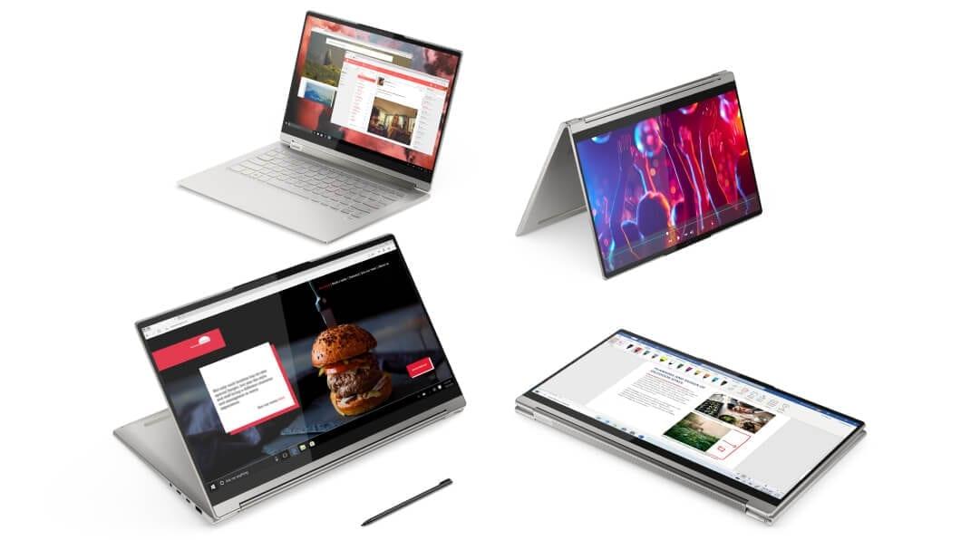 Lenovo Yoga 9i (14-inch and 15-inch)