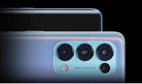 Oppo Reno 5 Camera
