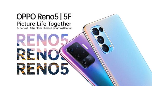 OPPO Unveils Reno5 Series