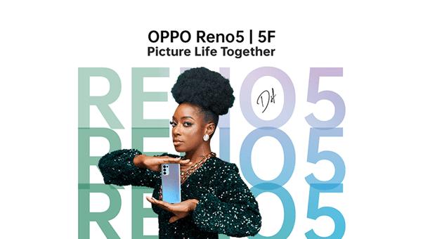 Oppo Reno5 F Launch