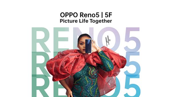 Oppo Reno5 Launch