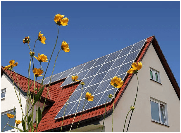 Roof Size for Solar Panels