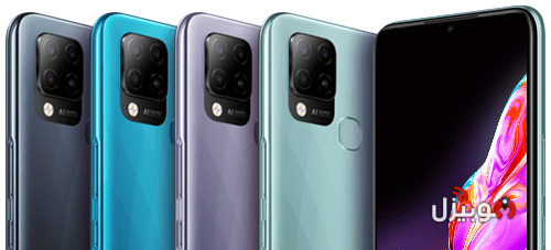 Infinix Hot 10S NFC Colors