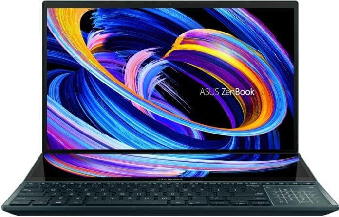 ASUS Zenbook Pro Duo UX582 (2021)