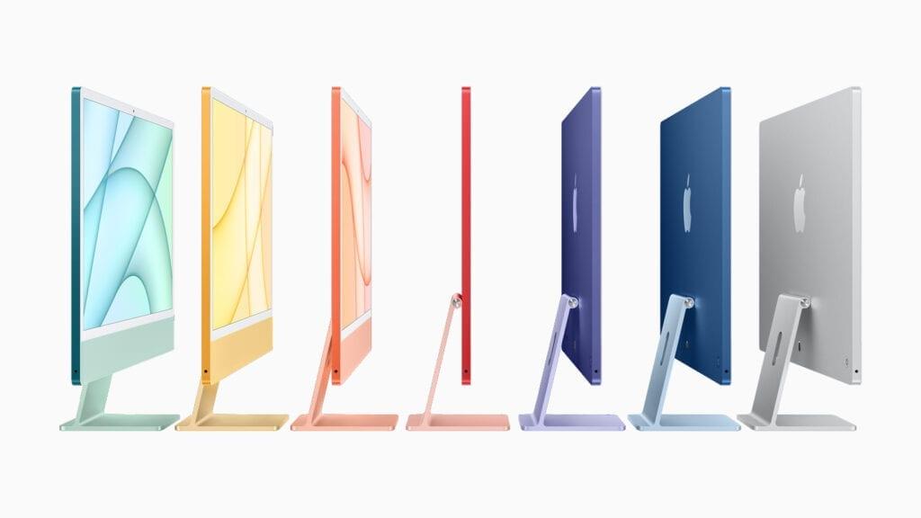 Apple iMac 2021 M1