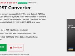 Stellar OST to PST Converter Software