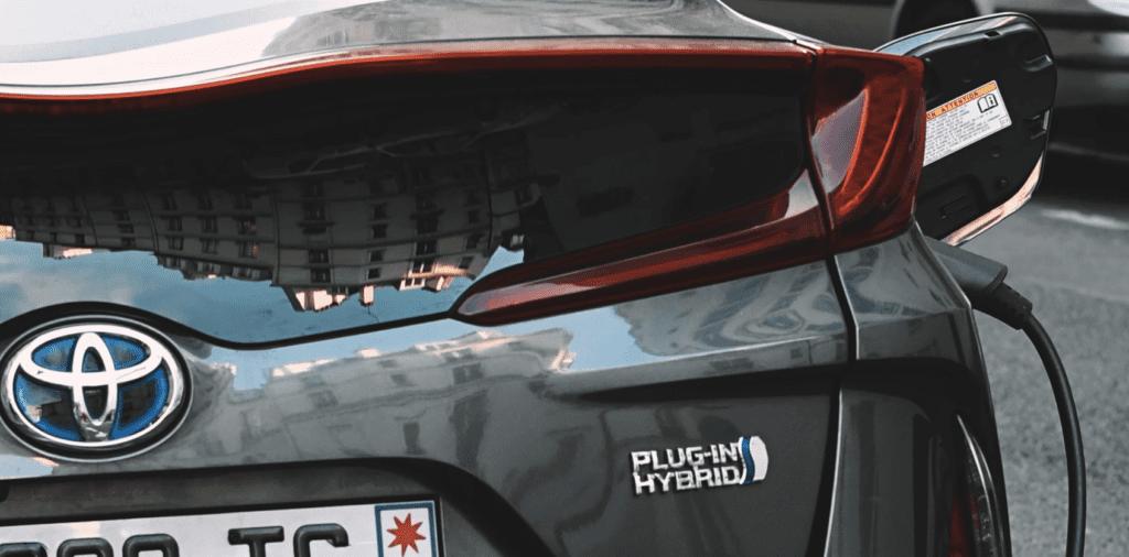 Plug-in Hybrid Electric Vehicle (PHEV)