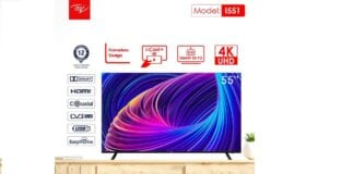 Itel I Series Smart TV I551
