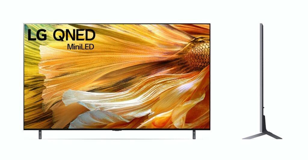 LG QNED99 8K TV