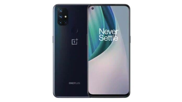OnePlus Nord CE 5G