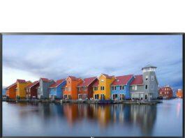 LG LP500 LED TV
