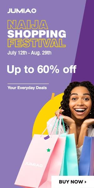 Jumia Naija Shopping Festival