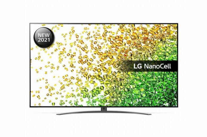 LG Nano86 NanoCell TV